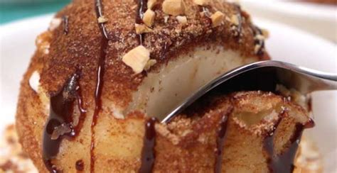 cara membuat es krim goreng es krim goreng saus cokelat caramel ala mexico resepkoki co