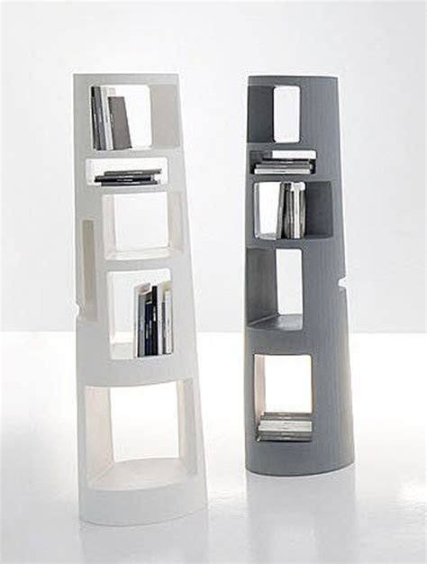 innovative standing bookshelf applications iroonie