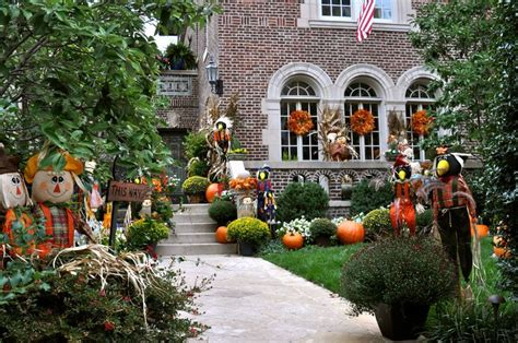 Best 25 Fall Yard Decor Fall Yard Decorations My Home