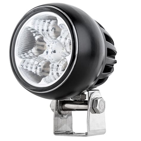 mini led truck lights led light pod 3 25 quot round led work light 14w 740