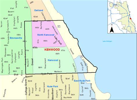 kenwood california map bronzeville related keywords bronzeville
