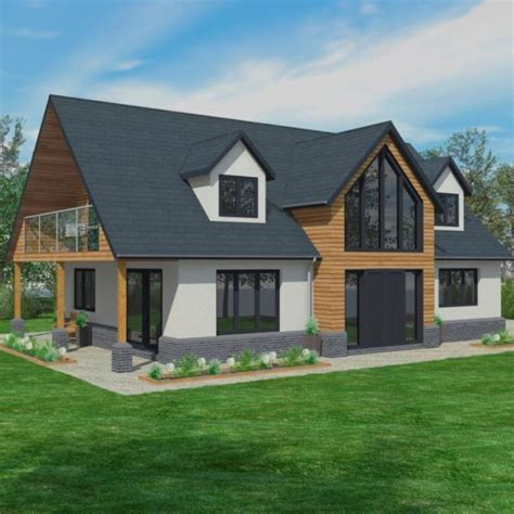 build homes timber frame self build homes from scandia hus