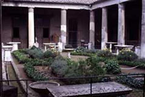 imagenes jardines romanos estilos de jardines