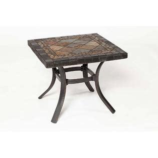 Agio International Panorama Side Patio Table Agio Patio Table