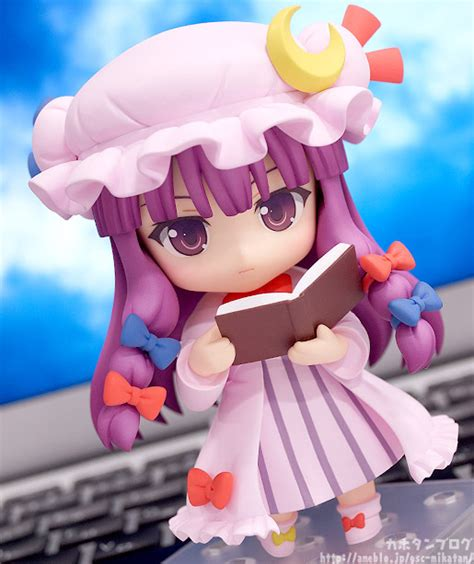 521 Nendoroid Patchouli Knowledge goodsmile company updates bentobyte