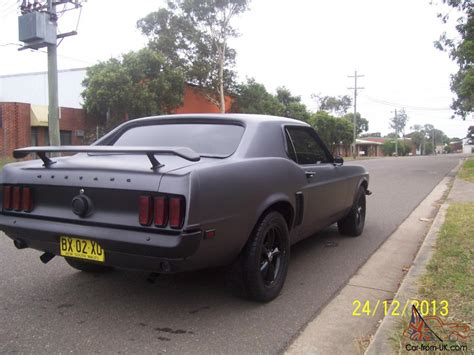 sydney mustang 1969 ford mustang coupe in sydney nsw