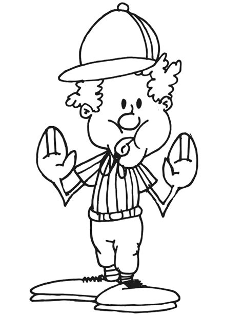 football coach coloring page coloring page coach and soccer coloring home