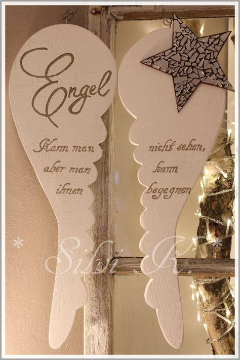 weihnachtsdeko shabby look engelsfl 252 gel 47 cm zum aufh 228 ngen shabbywei 223 shops