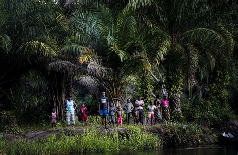 a journey through congolese rivers the medium