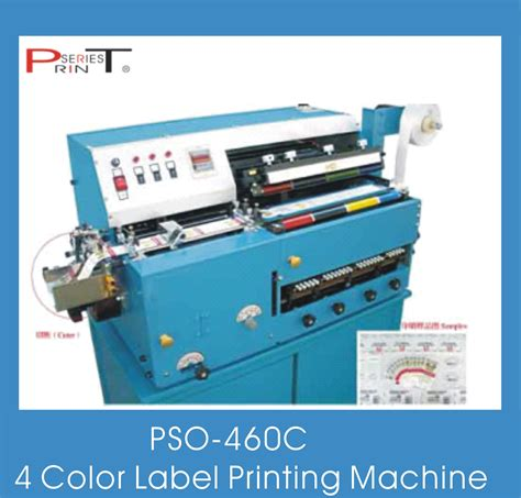 printable label machine 4 color desktop printing machine desktop printer for care