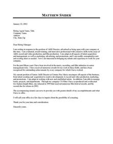 Cover Letter To Employer by A R Exec Cover Letter Resume Cover Letter