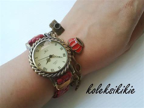 Membuat Gelang Jam | membuat jam tangan gelang sendiri koleksikikie