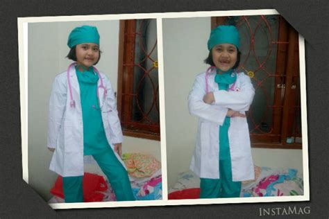 Baju Dokter Anak jual baju profesi dokter ukuran xs s m kostum anak nuansa permai