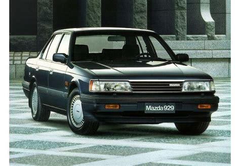 how to learn about cars 1987 mazda 929 spare parts catalogs fiche technique mazda 929 929 2 2 glx 1987