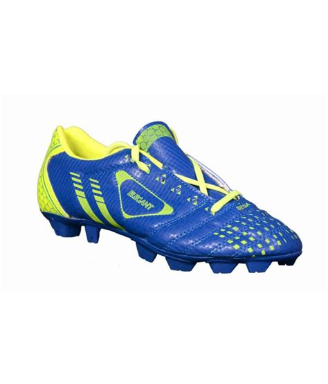 footballer shoes impact multicoloured synthetic leather football shoes