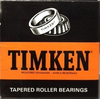 Tapered Bearing L44643l44610 Timken tapered roller bearings owner s guide to business and