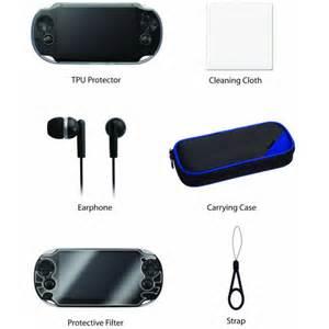 Elite Home Decor hori ps vita elite accessory pack ps vita accessories