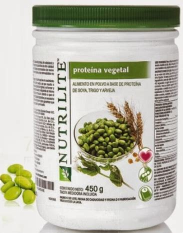 Nutrilite Protein Amway prote 237 na vegetal nutrilite de amway