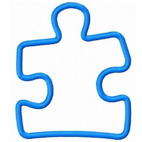 printable autism puzzle piece printable autism puzzle piece clipart best