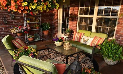 Terrasse Dekorieren Ideen by Home Design Small Spaces Patio Deck Decorating Ideas
