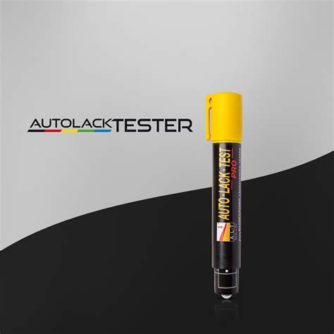 Autolack Reinigen Und Polieren by Autolack Tester Pro Das Original 1 St 252 Ck Reinigung
