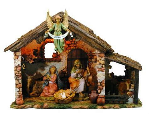 black friday fontanini by roman figure centennial nativity