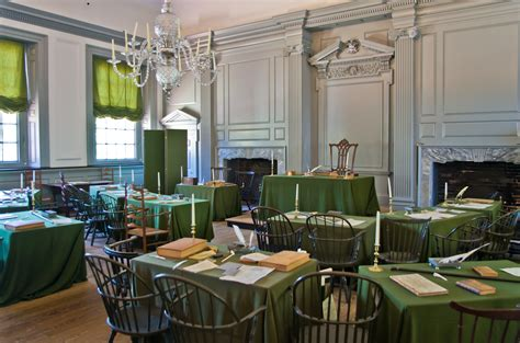 Independence Interior by Travel Thru History Independence America S