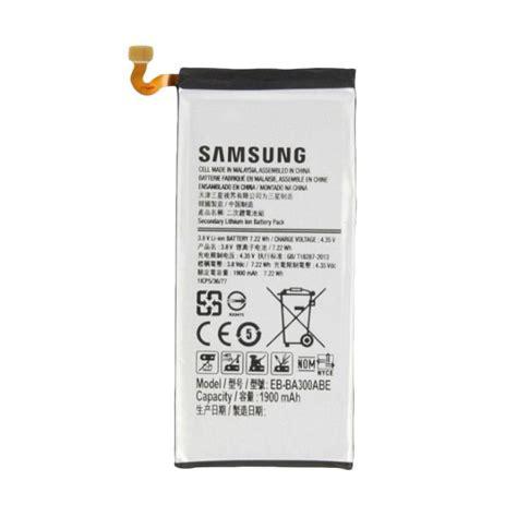 Baterai Hp Samsung A3 jual samsung original baterai for samsung a3 silver harga kualitas terjamin