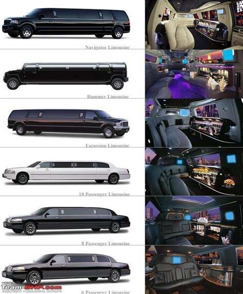 cool limousines some cool limos team bhp