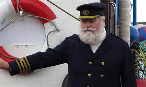 how to become a boat captain uk new captain birdseye retired fishery worker becomes first