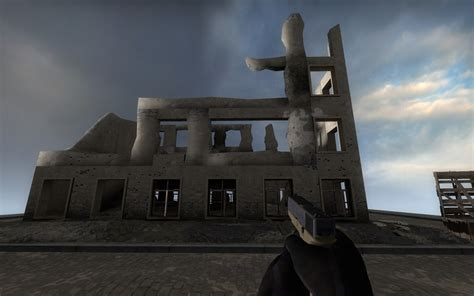 destroyed ww building counter strike global offensive