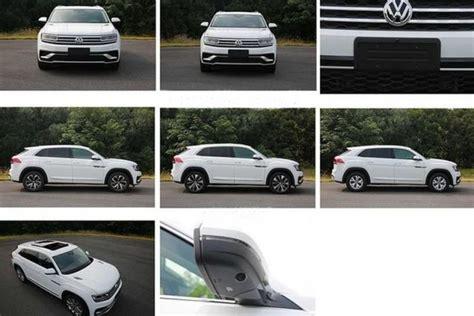 2020 Volkswagen Cross by 2020 Vw Atlas Cross Sport New Leaked Photos 2020 2021