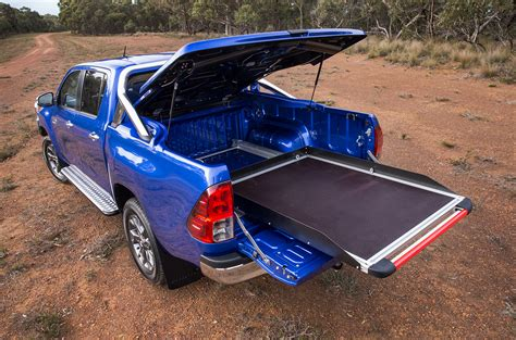You Got It Toyota 2016 Hilux Will Get 60 Toyota Genuine Accessories