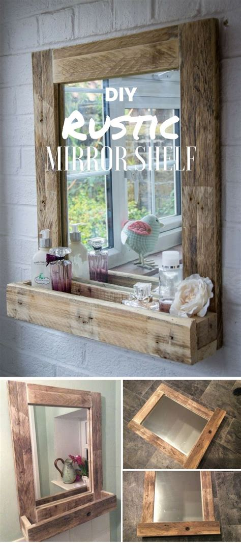 rustic mirrors home decor best 25 rustic mirrors ideas on pinterest rustic