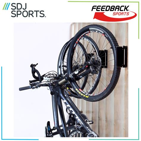 Sports Garage Cycling by Feedback Sports Velo Hinge Bike Hook Wall Home Garage