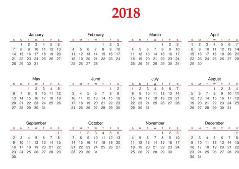 printable calendar 2018 with pictures printable calendar 2018 templates printable calendar