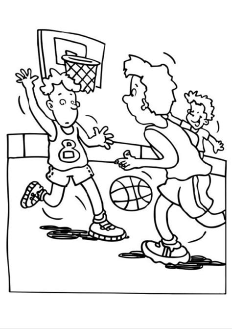 jazz basketball coloring pages coloring page basketball player shooting ball coloring page
