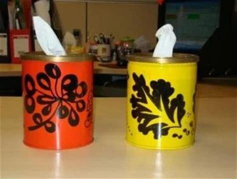 membuat kerajinan dari kaleng bekas seni budaya aneka kerajinan tangan dari kaleng bekas