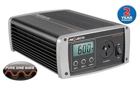 Greentek Power Inverter 600 Watt Charger 600 Watt a3 projecta 600 watt intelli wave sine inverter home of 12 volt