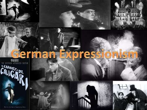 themes of film noir german expressionism and film noir themes