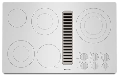 jenn air radiant cooktop jenn air 36 quot electric radiant downdraft cooktop
