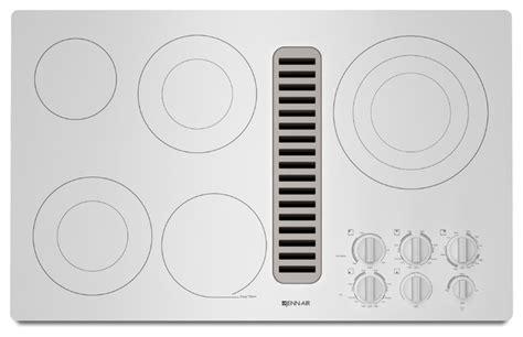 36 inch downdraft electric cooktop jenn air 36 quot electric radiant downdraft cooktop
