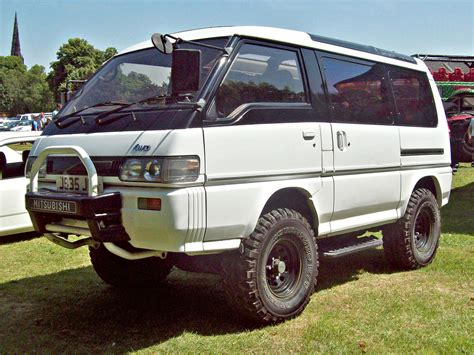 mitsubishi delica 4x4 631 mitsubishi delica exceed 4x4 1991 mitsubishi