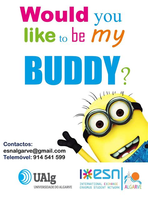 be my images become a buddy esn algarve