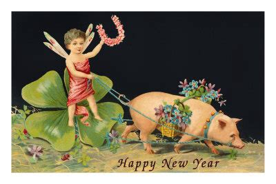 new year for the pig the new year lucky pig glucksschwein babylon baroque