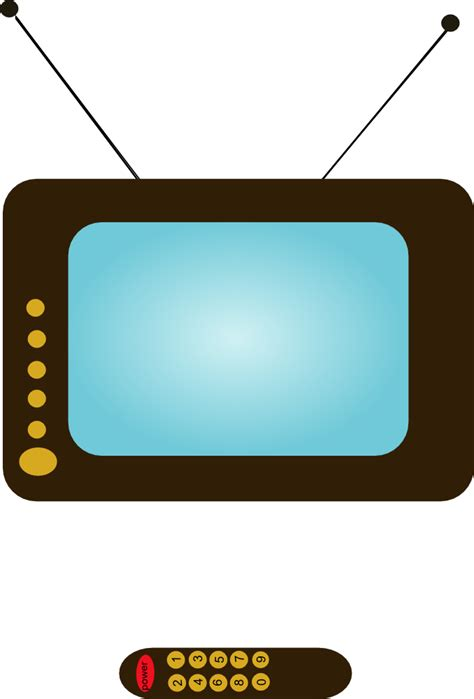 tv set png onlinelabels clip art tv set 5