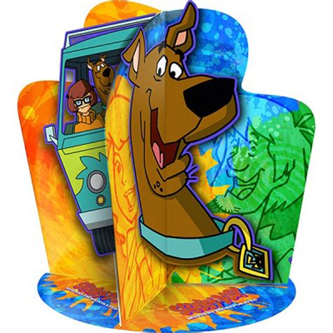 Scooby Doo Decorations scooby doo supplies mini centerpieces at toystop