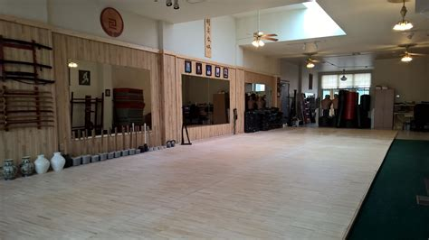 Fresh Home Interiors Workout Facility Family Karate Center In