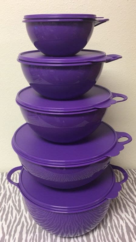 Tupperware T Pop tupperware purple shop collectibles daily