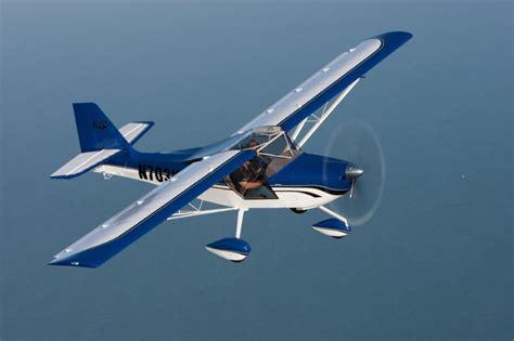 light sport aircraft list
